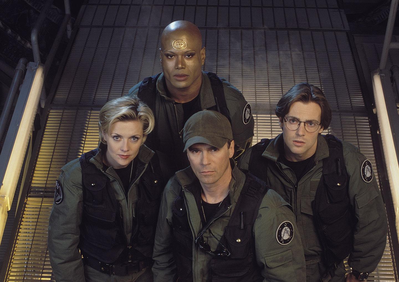 Stargate SG-1 header image
