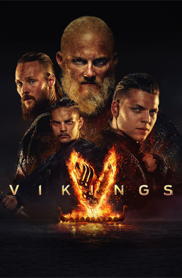 Vikings (series) Poster
